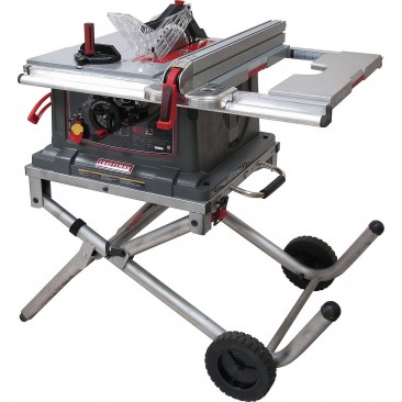 Craftsman 10in Jobsite Table Saw