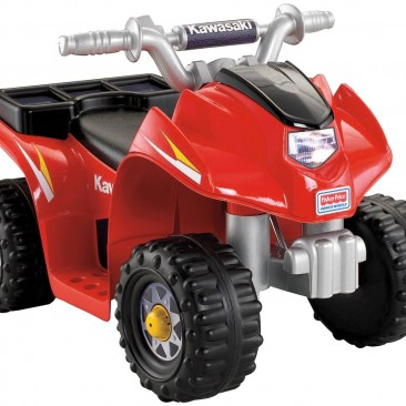 Fisher-Price Power Wheels Lil' Kawasaki