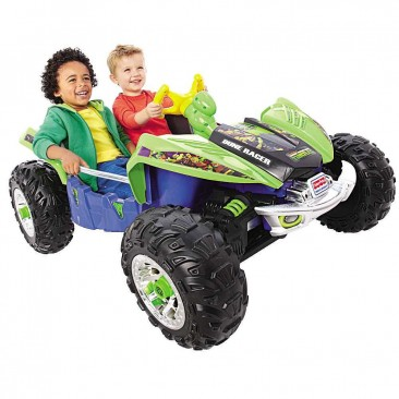 Fisher-Price Power Wheels Teenage Mutant Ninja Turtles Dune Racer