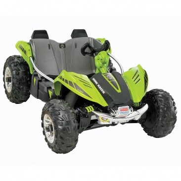 Power Wheels Ride-On Dune Racer - Green