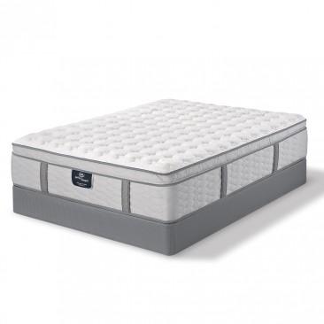 Serta Perfect Sleeper Misthaven Plush Mega Eurotop Mattresses and Sets